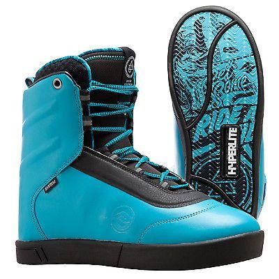 Wakeboard Bindings 47362: Hyperlite 2016 Aj (Blue) Wakeboard Boots-11 -> BUY IT NOW ONLY: $199.99 on eBay!