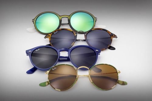 Check out the entire #RayBanRound collection @ http://neverhi.de/kz7c