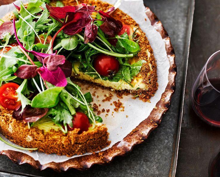 Kakku saa makunsa juustoraasteesta – mitä rajumpi juusto, sitä maukkaampi kakku.