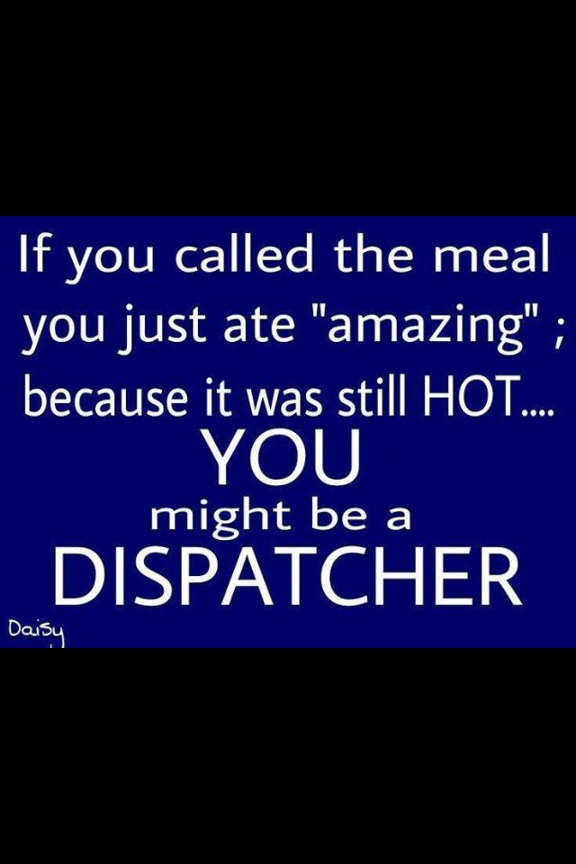 355 best dispatch images on Pinterest Police, Work humor and Law - dispatcher duties