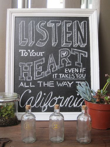 ♥: Life, Quotes, California Dreaming, My Heart, Chalkboard, Places, Half Moon