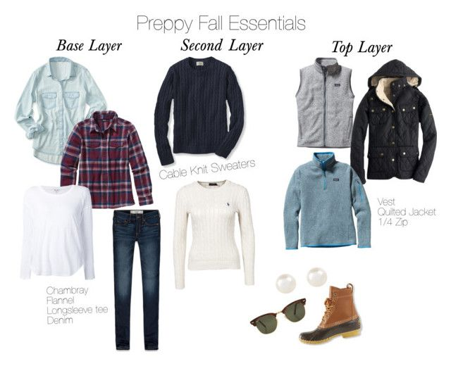 """""""Preppy Fall Essentials"""" by summerloved ❤ liked on Polyvore"""