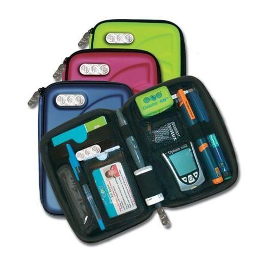 Diabetes Travel Kit Case