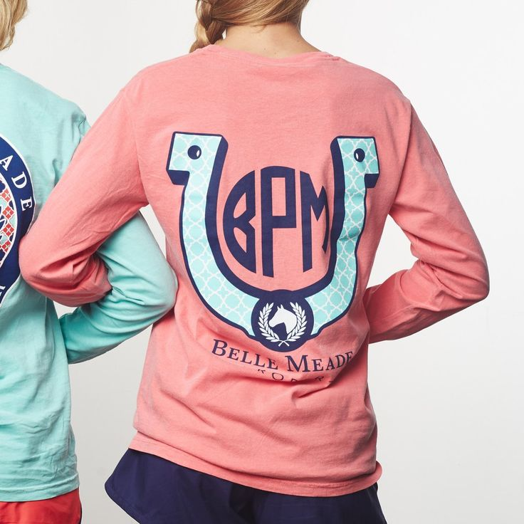 Monogram is the perfect classic graphic tee for fall.     BODY WIDTH   18 1/2   20 1/2   22 1/2   24 1/2   26 1/3     FULL BODY LENGTH   27   28 1/2   30   31 1/2   32 3/4     SLEEVE LENGTH ...