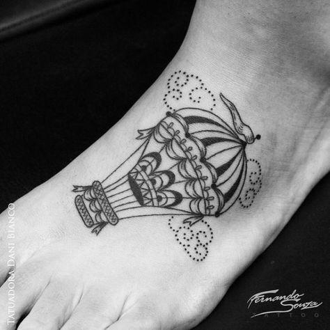As tatuagens fofas de Dani Bianco (Taubaté – SP)   Tinta na Pele