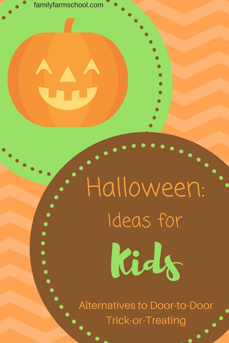 Halloween Alternatives to Door-to-Door Trick-or-Treating