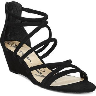 American Rag Calla Demi Wedge Sandals, Only at Macy's - $29.63