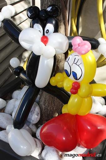 Decoraci n con globos ideas para cumplea os pinterest - Decoracion con globos para cumpleanos ...