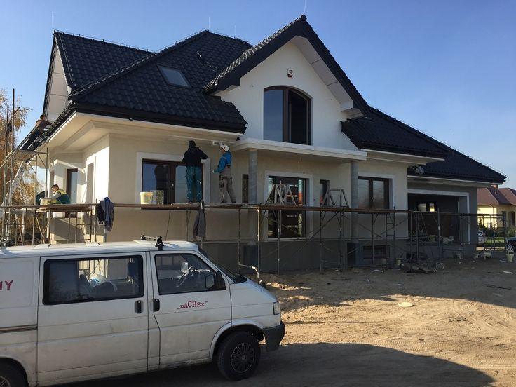 budowa domu  #projekt #budowa #dom