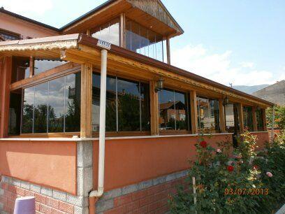 ARYACAMBALKON verandalar için süper çözümler üretir