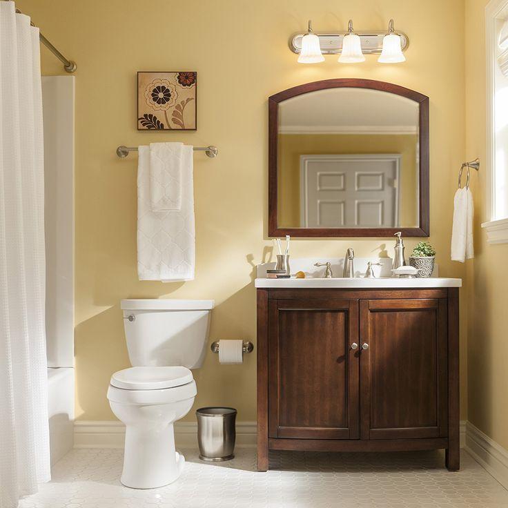 Best Bathrooms Images On Pinterest - Comfort height bathroom vanity for bathroom decor ideas