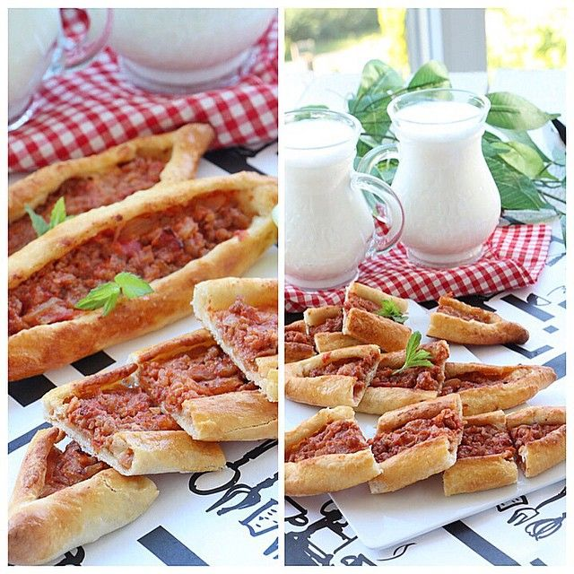 """Minced Meat Pide"" Recipe"