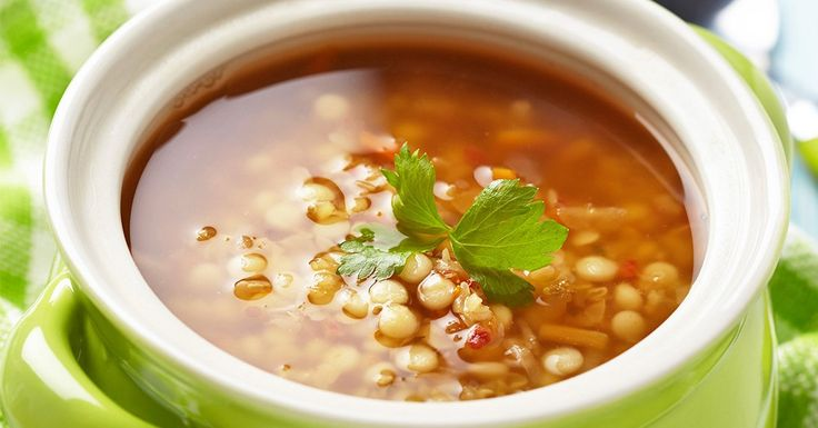 Oppskrift på mettende linsesuppe med gulrot og pastinakk ->>