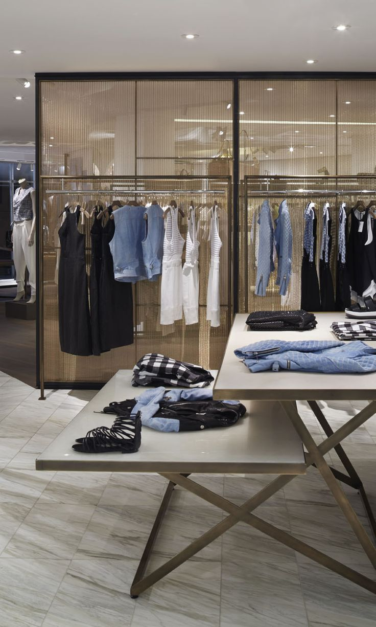 Store by riis retail aarhus denmark 187 retail design blog - Intermix Madison Avenue Janson Goldstein Retail Shopstore Designretail