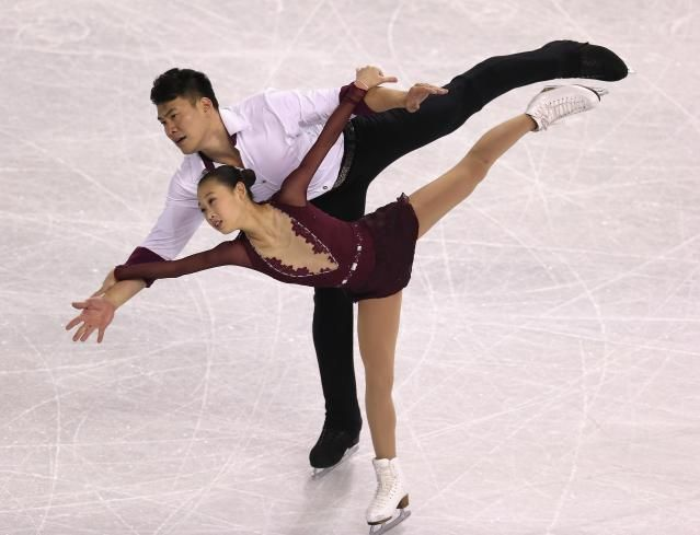 Cup of China Grand Prix of Figure Skating Competition 2014 Schedule and Results