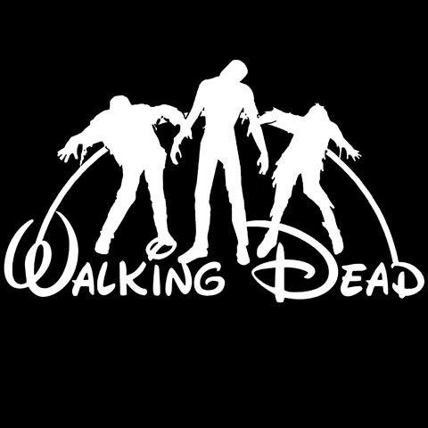 Walking Dead Funny Zombie Shirt S-2XL. $14.99, via Etsy.
