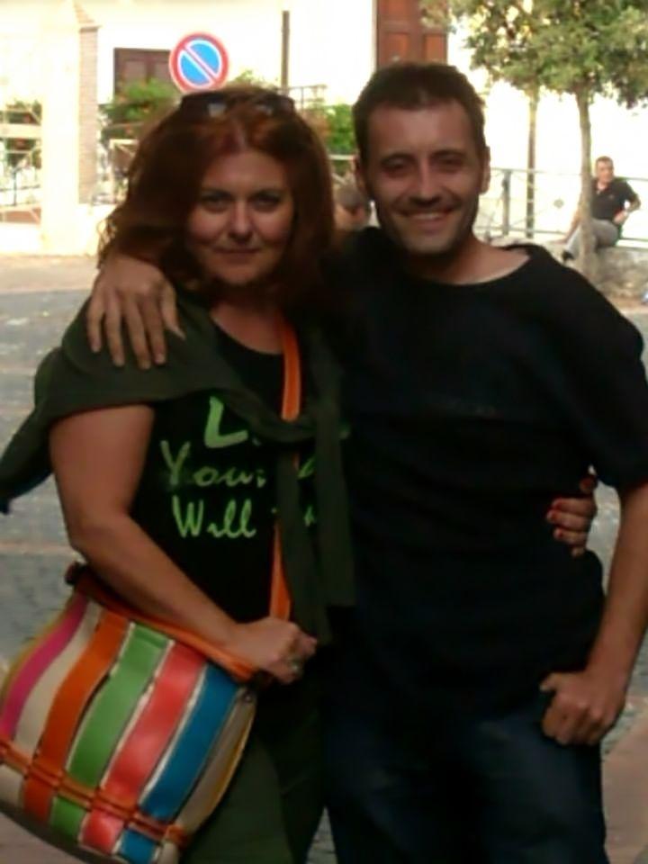 Anna Maria con il Borghetto