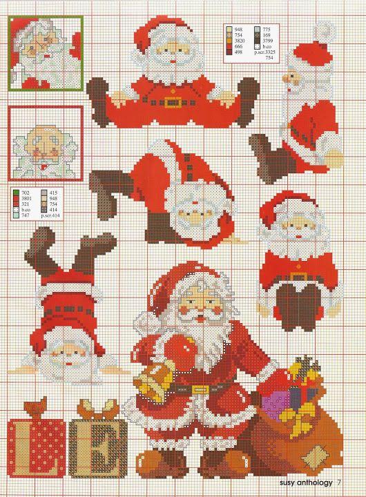 162 besten weihnachten bilder auf pinterest kreuzstich. Black Bedroom Furniture Sets. Home Design Ideas