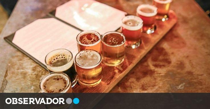 Pátio da Cerveja. Quando os artesãos rumam à fábrica