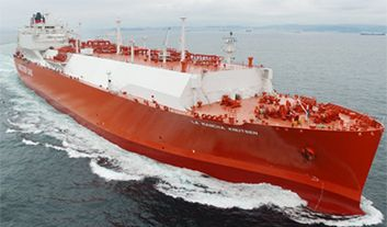 HHI Linked to LNG Carrier Order