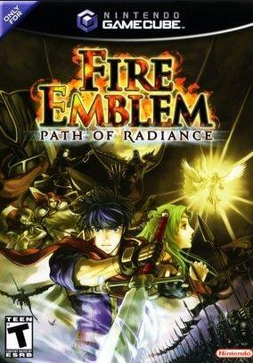Fire Emblem – Path of Radiance [Gamecube] [PAL]