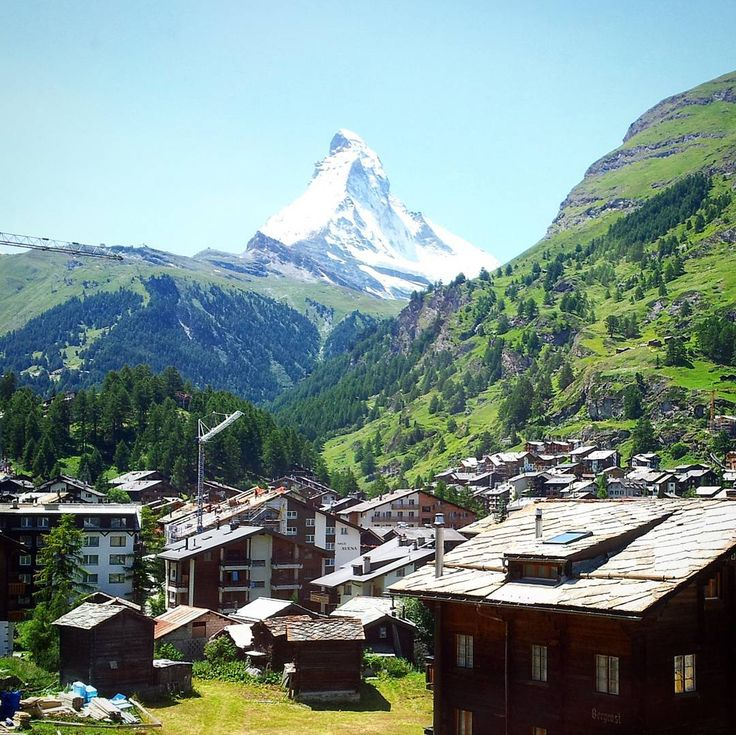 Happy Swiss National Day we will be celebrating with a traditional veal dish and rösti later!  #switzerland #matterhorn #tobleronemountain #swiss #swissmountains #swissnationalday #mountain #chalet #travel #travelblog #whereChloewent