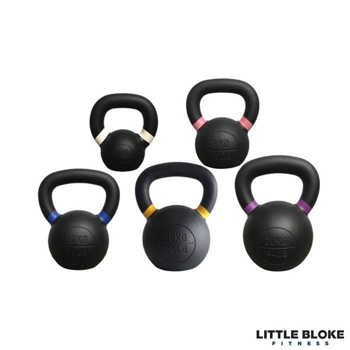 A popular training tool, the kettlebell is a great way to build up both your strength and cardiovascular fitness. Little Bloke Fitness stock a variety of kettlebell styles. To discover how you can enhance your workout routine, contact them today.