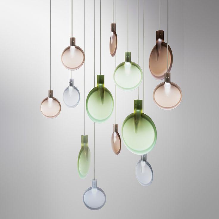 Suspension Lamp Nebra - Studio Sebastian Herkner