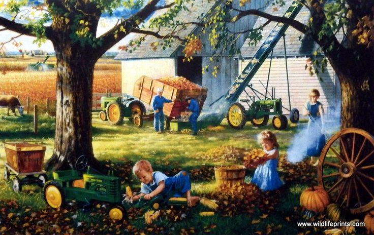 Charles Freitag Autumn Memories