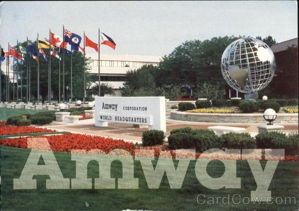Amway World Headquarters @ Ada Michigan, USA