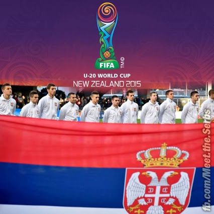 Serbian national football team is the FIFA U-20 World CHAMPION 2015! CONGRATULATIONS on this great success! Serbia is proud!
