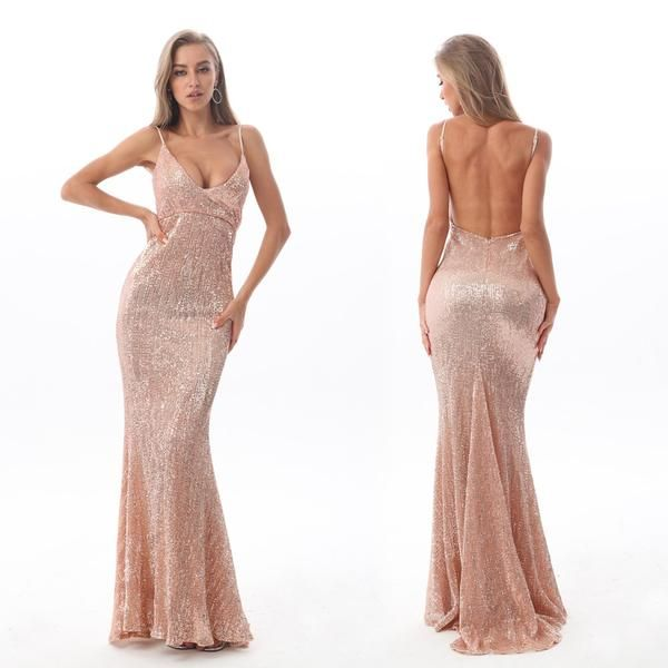7b26751d58 Sexy Stretch Silver Sequin Maxi Dress Hollow Out Floor Length Summer ...