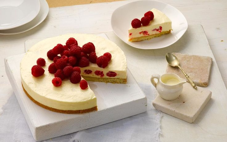 Zesty wholesome raspberries and smooth creamy Philadelphia - this could well be the ultimate cheesecake recipe for the whole family to enjoy