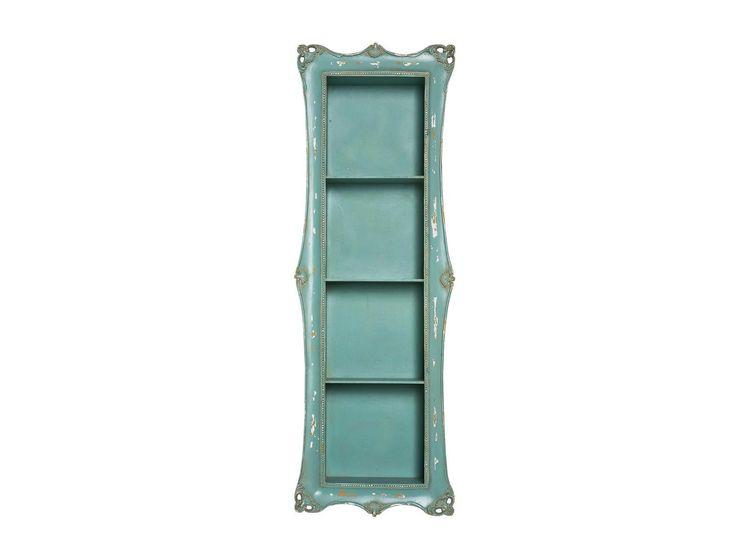 Полка в стиле барокко (зеленая) (90 см) - в Киеве купить kare-design мебель свет декор