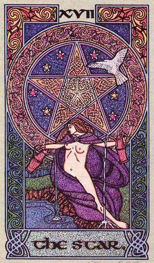 49 Best Tarot Trumps: The Star Images On Pinterest
