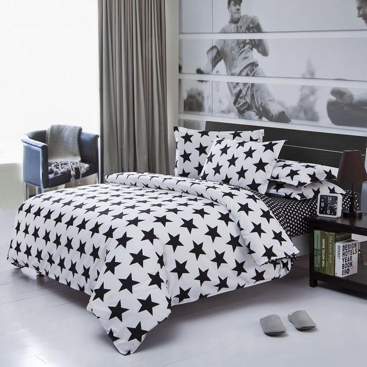 Home textile,Reactive Print 4Pcs bedding sets luxury include Duvet Cover Bed sheet Pillowcase,Queen Full Twin size bed linen