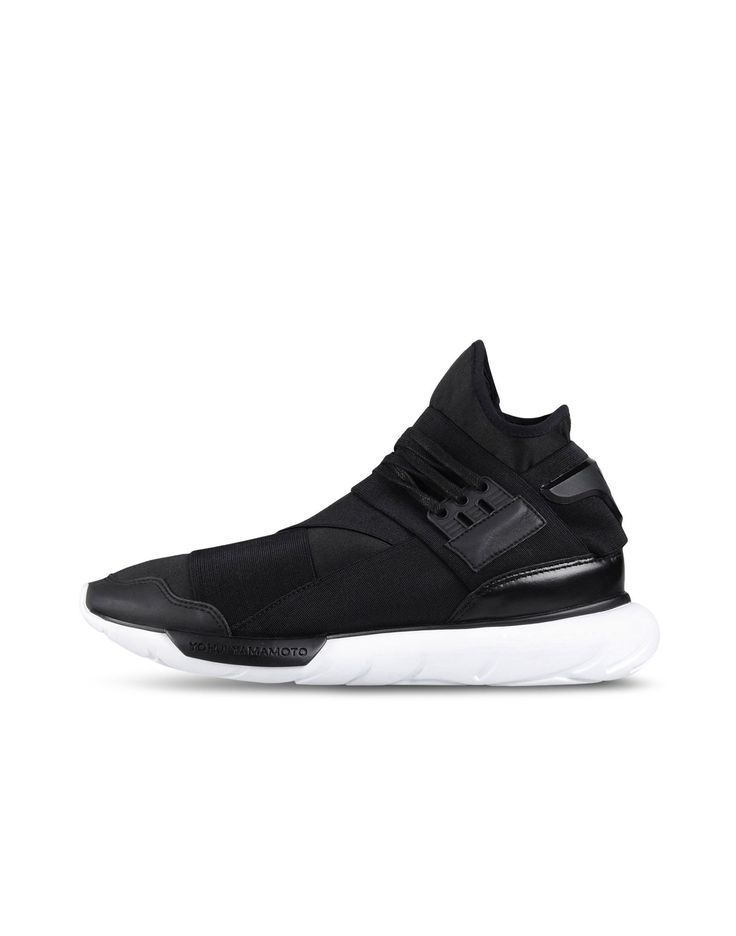 Check out the Y 3 QASA HIGH Sneakers for Men and order today on the  official Adidas online store.