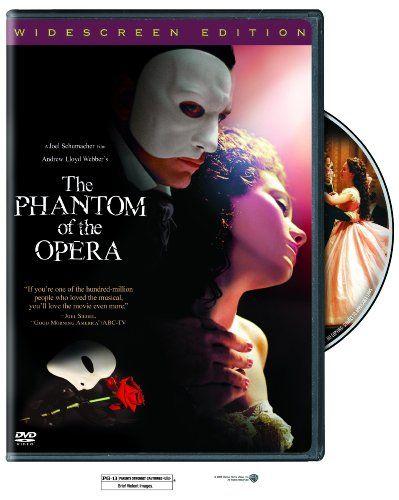 The Phantom of the Opera (Widescreen Edition) $6.49