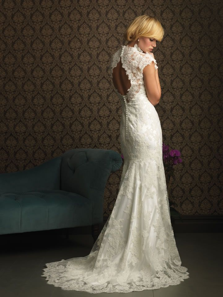 Allure Wedding Dresses Style 8764  Model: Style 8764 Shipping Weight: 2.5g  Starting at: $668.00  Special Price:$339.00 Style: 8764.  Col...