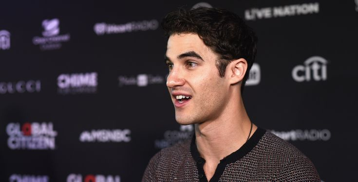 Glee's Darren Criss to play gay Versace serial killer
