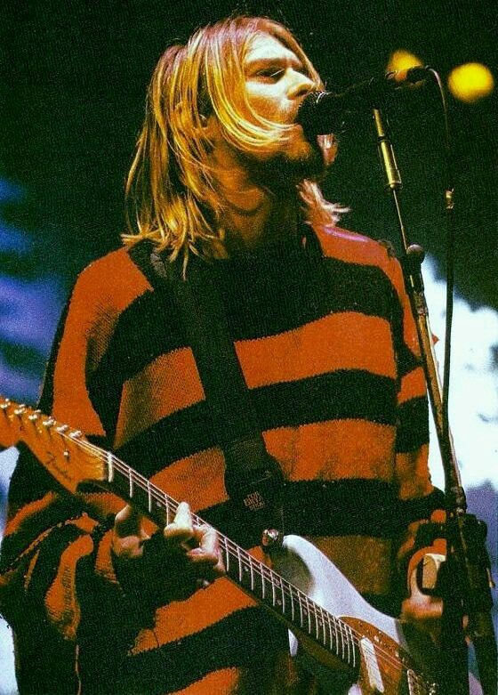 Musica Nirvana And: Pin By Andi Noon On Kurt Cobain Forever In 2018