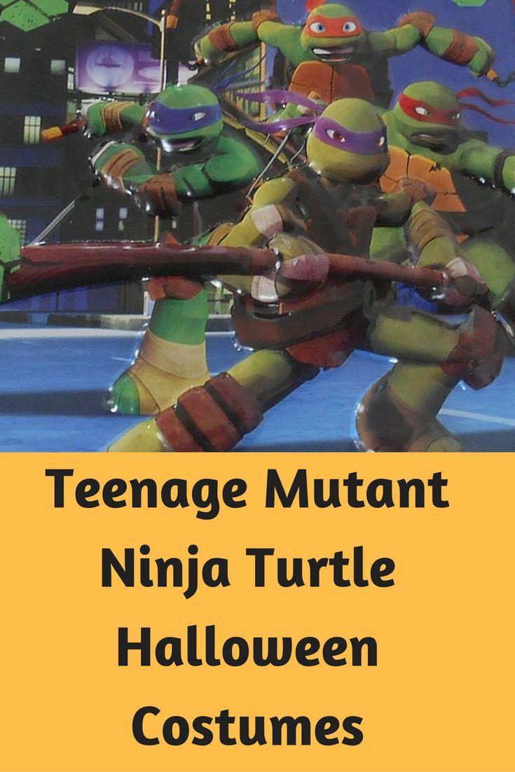 teenage mutant ninja turtle halloween costumes for adults and children ninja turtle halloween costume ideas - Teenage Mutant Ninja Turtles Halloween Costumes For Kids