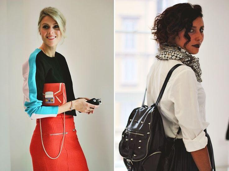 my berlin fashion: #MYBERLINFASHIONxMFW | THE FURLA SHOWROOM , STYLE IMPRESSIONS