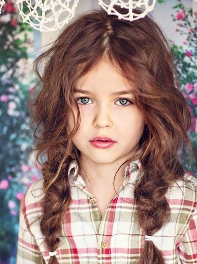 Kız Çocuk Saç Modelleri ve Yapılışları