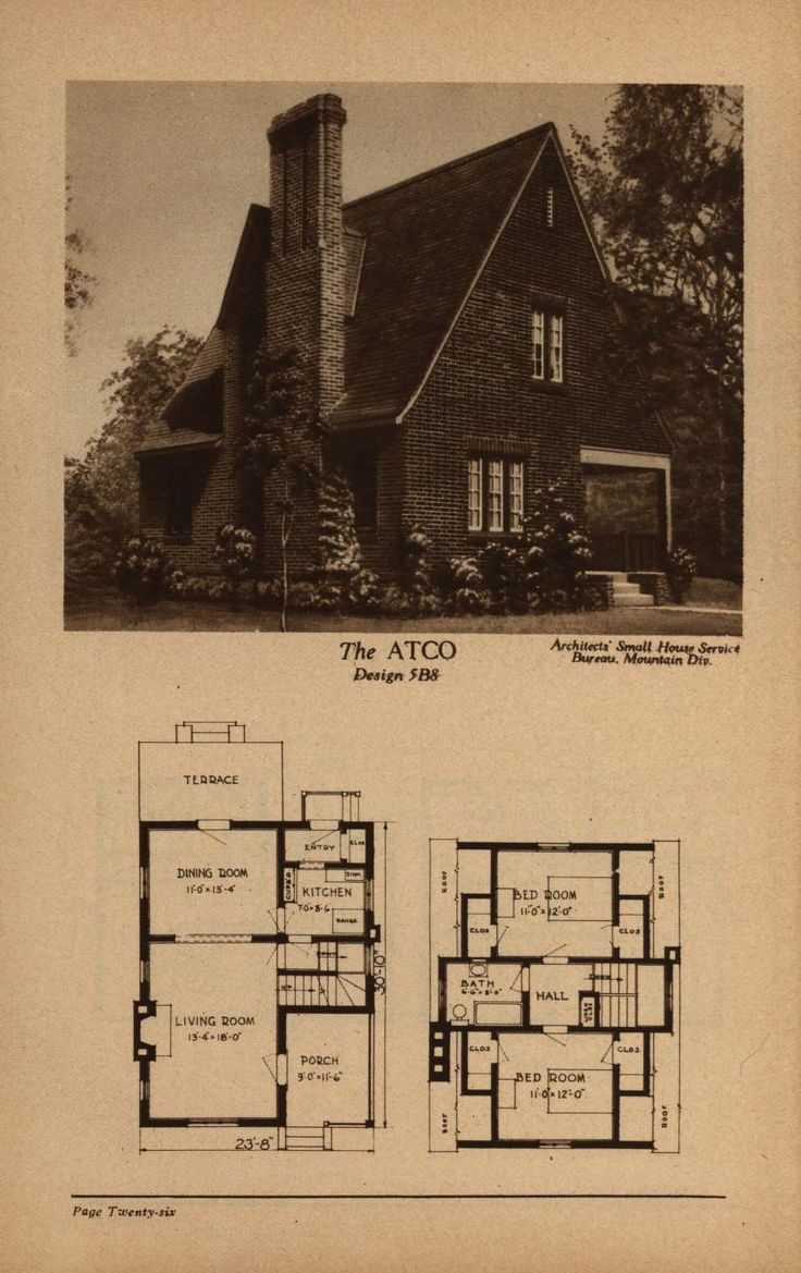 94 Best English Style Architecture 1920 1940 Images On