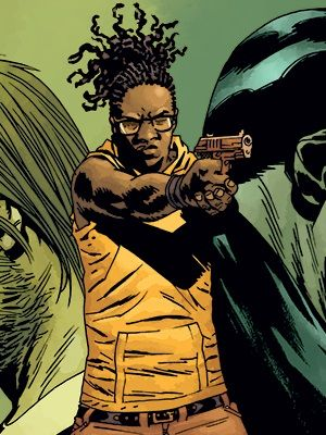 The Walking Dead Comic Alexandria Safe-Zone / Characters - TV Tropes