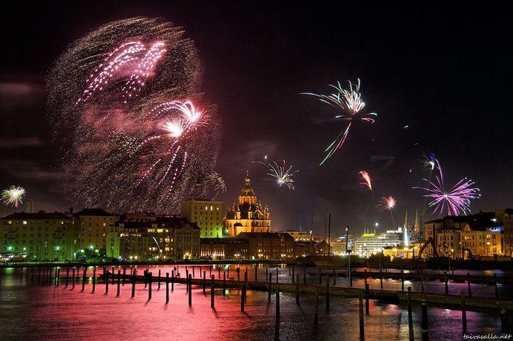 Happy New Year Helsinki!