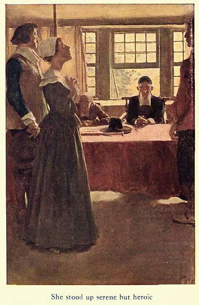 ♥Bridget Bishop♥Tried & convicted of Witchcraft on June 2,1692,hanged at Gallows Hill,June 10,1692