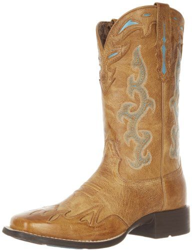Ariat Womens Sidekick BootToasted Wheat55 M US Ariathttp