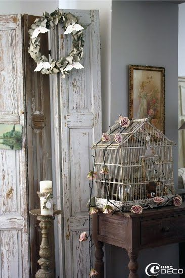 les 25 meilleures id es de la cat gorie cage oiseaux sur pinterest cages oiseaux d coration. Black Bedroom Furniture Sets. Home Design Ideas